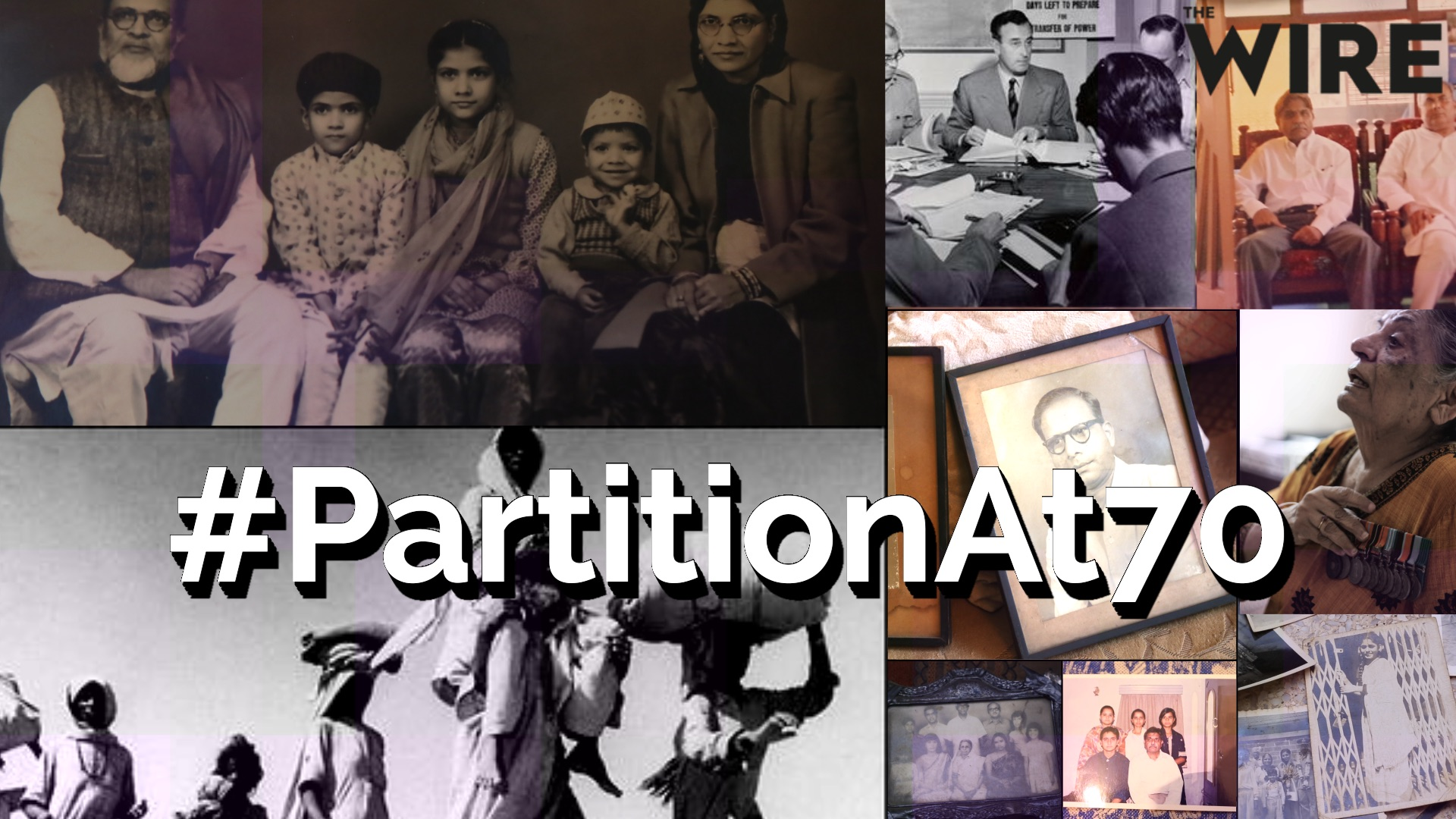 Partition At 70